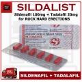 Sildalist / Viagra + Cialis