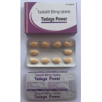 Extra Super Cialis / Tadalafil Power 80 mg