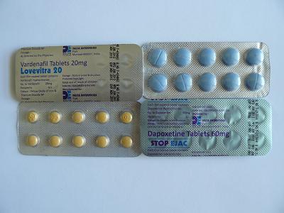 дапоксетин 90 таблетки